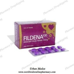 Fildena 100 Mg Tablet