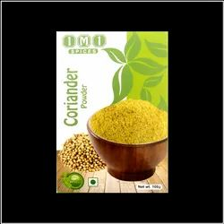 Dried Coriander Powder, Packaging Type: Box, Packaging Size: 100g