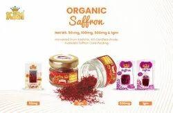 Kashmiri Saffron Indian Saffrons, Packaging Type: Pouch