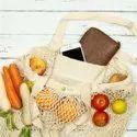 Organic Cotton String Bags