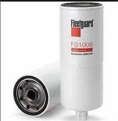 FS1006-Fleetguard Fuel Water Separator, 3089916, 4095189