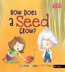 How Does A Seed Grow, English