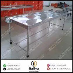 Cashew Peeling Tables
