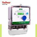 Techno Three Dual Source Prepaid Energy Meters, Model Name/number: Tmcb 013 (dual Preepaid), 3*240