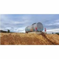 Bulk Storage- HSD, Coolant, HYD Oil For Industries