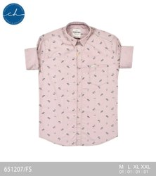 Colorhunt Cotton Mens Casual Wear