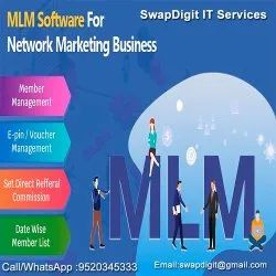 Mlm Software Developer Services, in India