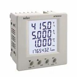 selec multifunction meter