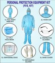 Polypropylene (pp) Disposable Coronavirus Ppe Kit, For Hospital