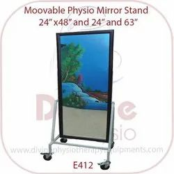 Moovable Physio Mirror Stand