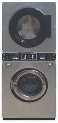 Token Operated Stack Washing Machine