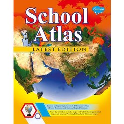 Sawan English School Atlas Books