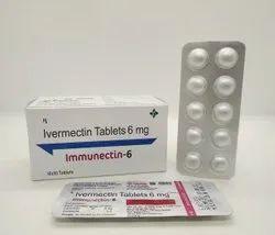 Immunectin-6 Ivermectin 6mg Tablets