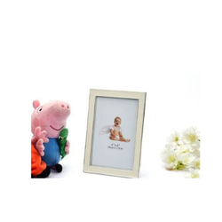 Crescent  Border Baby Photo Frame