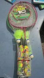 Badminton Rackets, Packaging Type: Packet