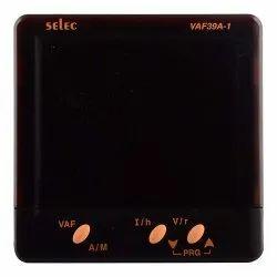 VAF39A-1 Selec Panel Meter