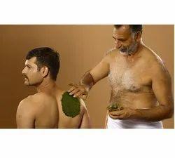 Ayurvedic Panchakarma Unisex Lepanam Therapy