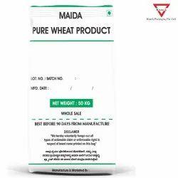 Maida Flour Packaging Bags