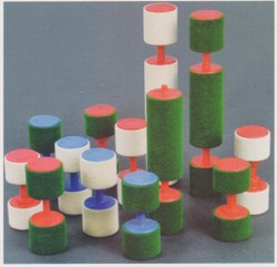 Flocked Clearer Roller For Roving Frames - Simplex, Speed Frames