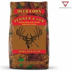 Deer Feed packaging Bags