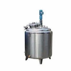 Ss Reactor Vessels