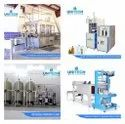 Drinking Water Plant (3000 Expandable 4000 Liter/hour)