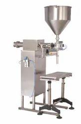 Semi Automatic Idli Mavu Filling Machine
