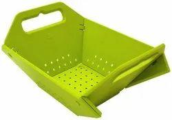 3 In 1 Fruit & Vegetable Chopping Board Wash Folding Basket