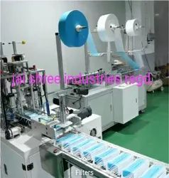 Fully Automatic Disposable Face Mask Machine