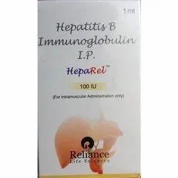 Heparel 100 IU Injection