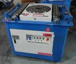 Semi Automatic Bar Bending Machine