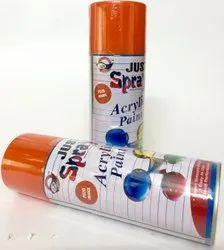 Aerosol Spray Paints- P026 Orange - Just Spray