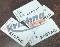 Clothing size tags