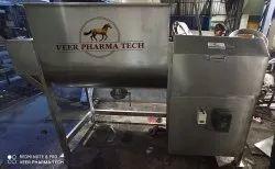 Stainless Steel Powder Mixer Industrial Blender Machine Milk Protein Mixer Horizontal Feed Mixer