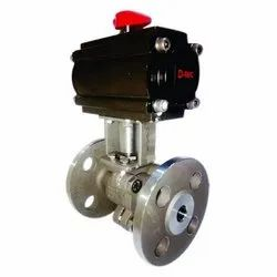 Stainless Steel Medium Pressure Electro Pneumatic Valve, For Industrial, Valve Size: 1 Inch,2 Inch
