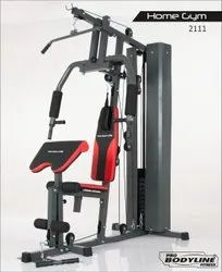 Home Multi Gym With Biceps Curl 2111 For 24 Exercise