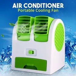Plastic Portable Mini Air Cooling Fan