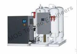Medical Oxygen Gas Generation Plant