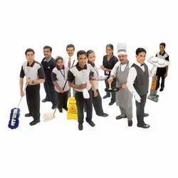 10 Person Skilled Hotel Manpower Service, Pan India