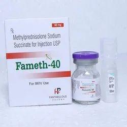 Fameth Methylprednisolone Injection 40 Mg