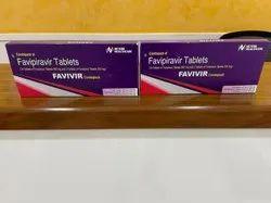 Favivir Favipiravir Combopack 800 Mg 200 Mg Tablets