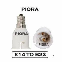 E14 To B22 Converter