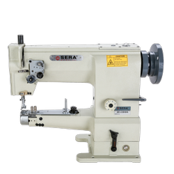 Cylinder Bed Tape Attaching Sewing Machine
