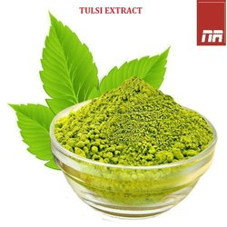 Tulsi Extract, Ocimum Tenuiflorum, Packaging Size: 25 Kg