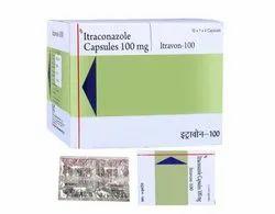 Itravon 100 Mg Capsules