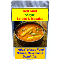 Red Knot Adya Spices & Masalas, Packaging Size: Bulk And Packs, Packaging Type: Pouch