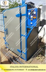 Cashew Kernel Drying Process