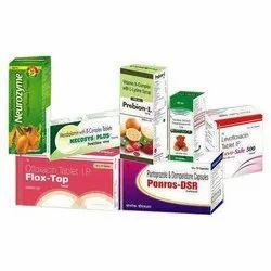 Pharmaceutical Box  Printing Service