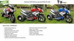 Kids 12V Battery Operated Toyhouse 3 Wheel Bike
