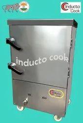 Stainless Steel Vegetable Steamer, For Commercial
